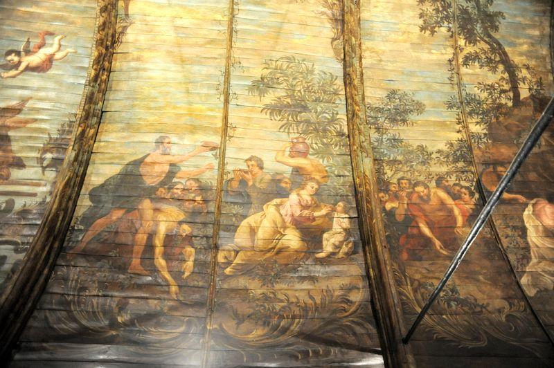 Restauratiewerken Sint-Pietersabdij 04