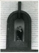 Sint-Denijs-Westrem: Kortrijksesteenweg 248: Gevelbeeld, 1980