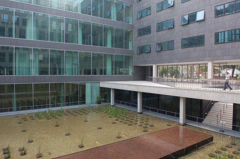 Officiële opening nieuw gerechtsgebouw Gent