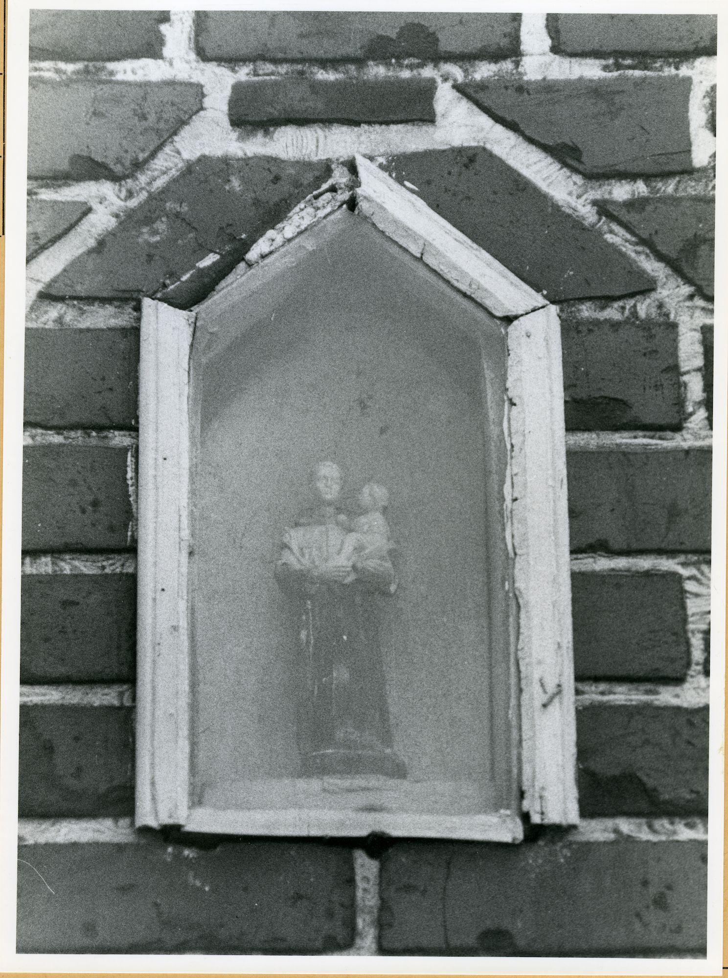 St.-Amandsberg: Antwerpsesteenweg 83: Niskapel, 1979