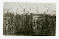 Gent: Kouter: Hotel Falligan en aanpalende gebouwen (Kommandantur Gent), 1915-1916