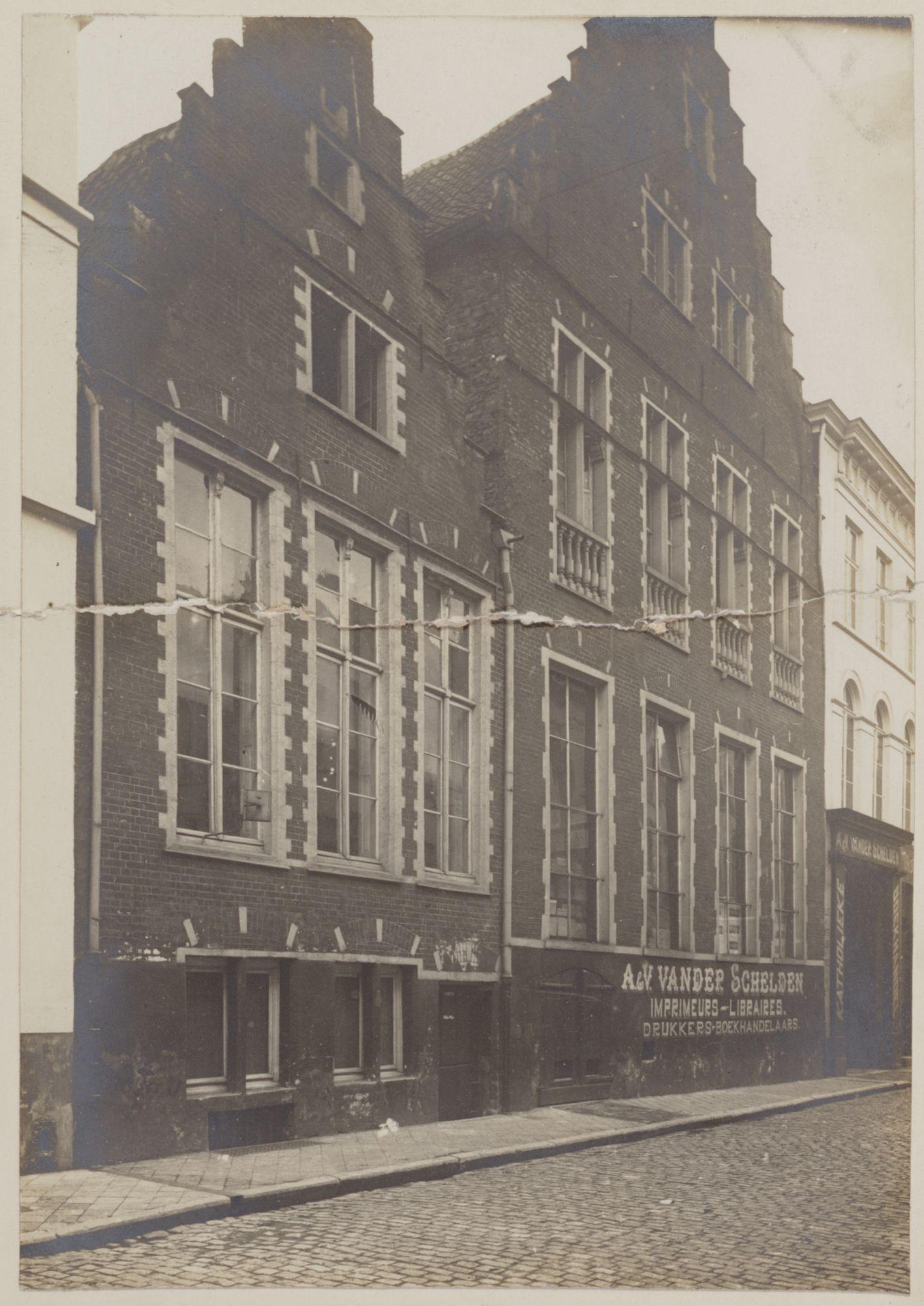 Gent: Trapgevelhuizen, Onderstraat