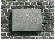 Gentbrugge: Eugeen Zetternamstraat 3: Gedenkplaat, 1979