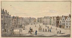 Gent: Korenmarkt met Pakhuis