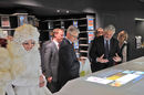 Officiële Opening toeristisch infokantoor Oude Vismijn 52