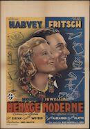 [Frau am Steuer]   Menage moderne   Modern huwelijk, Savoy, Gent, [12 - 25 december 1941]