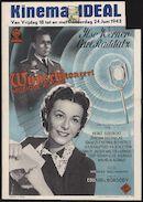 Wunschkonzert   Musique au choix, Kinema Ideal, Gent, 18 - 24 juni 1943