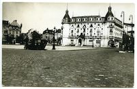 Gent: Koningin Maria Hendrikaplein 2: Flandria Palace Hotel (Kriegslazarett Flandria, Duits krijgshospitaal)