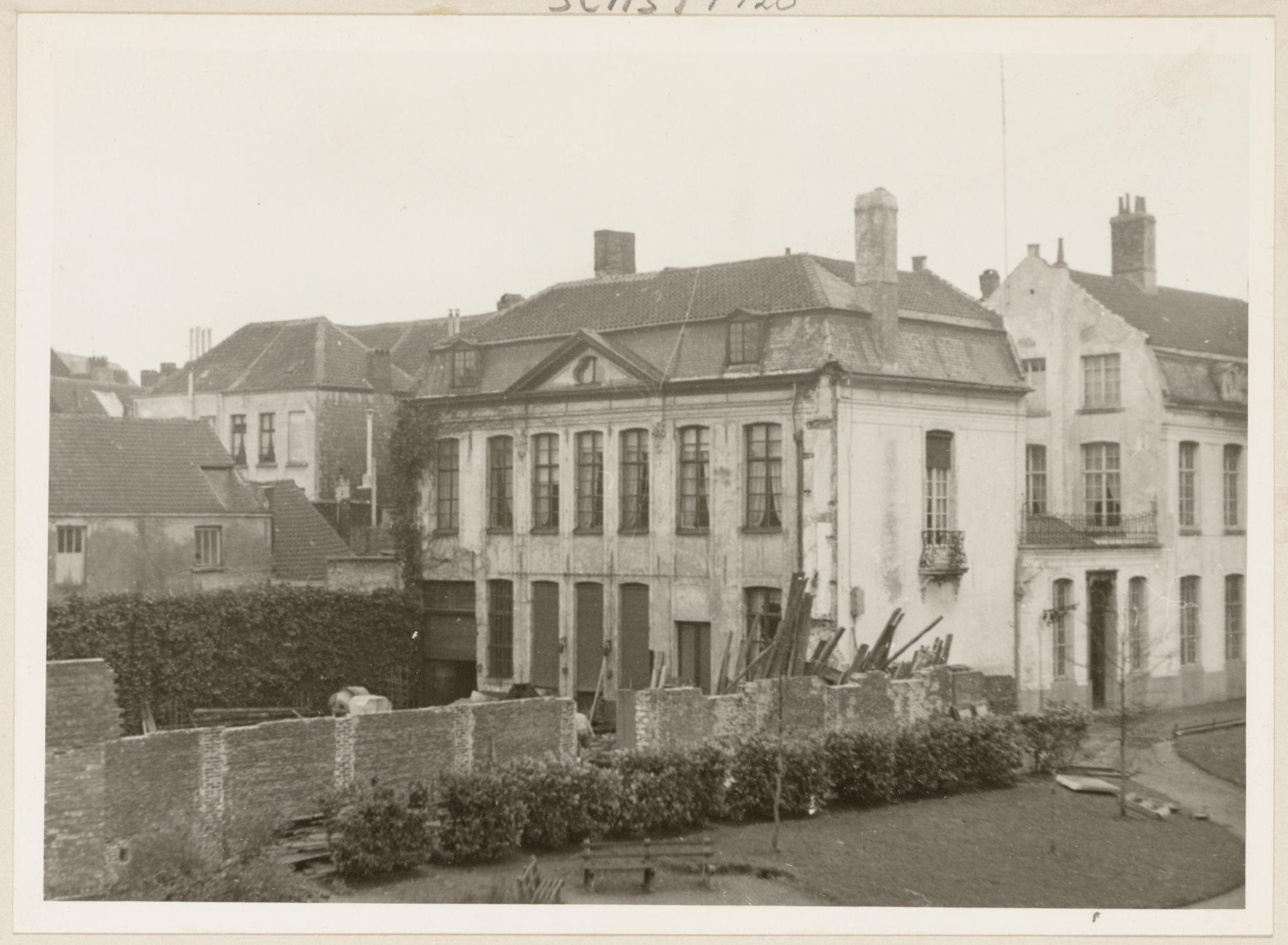Gent: Hotel Dutry, Geldmunt