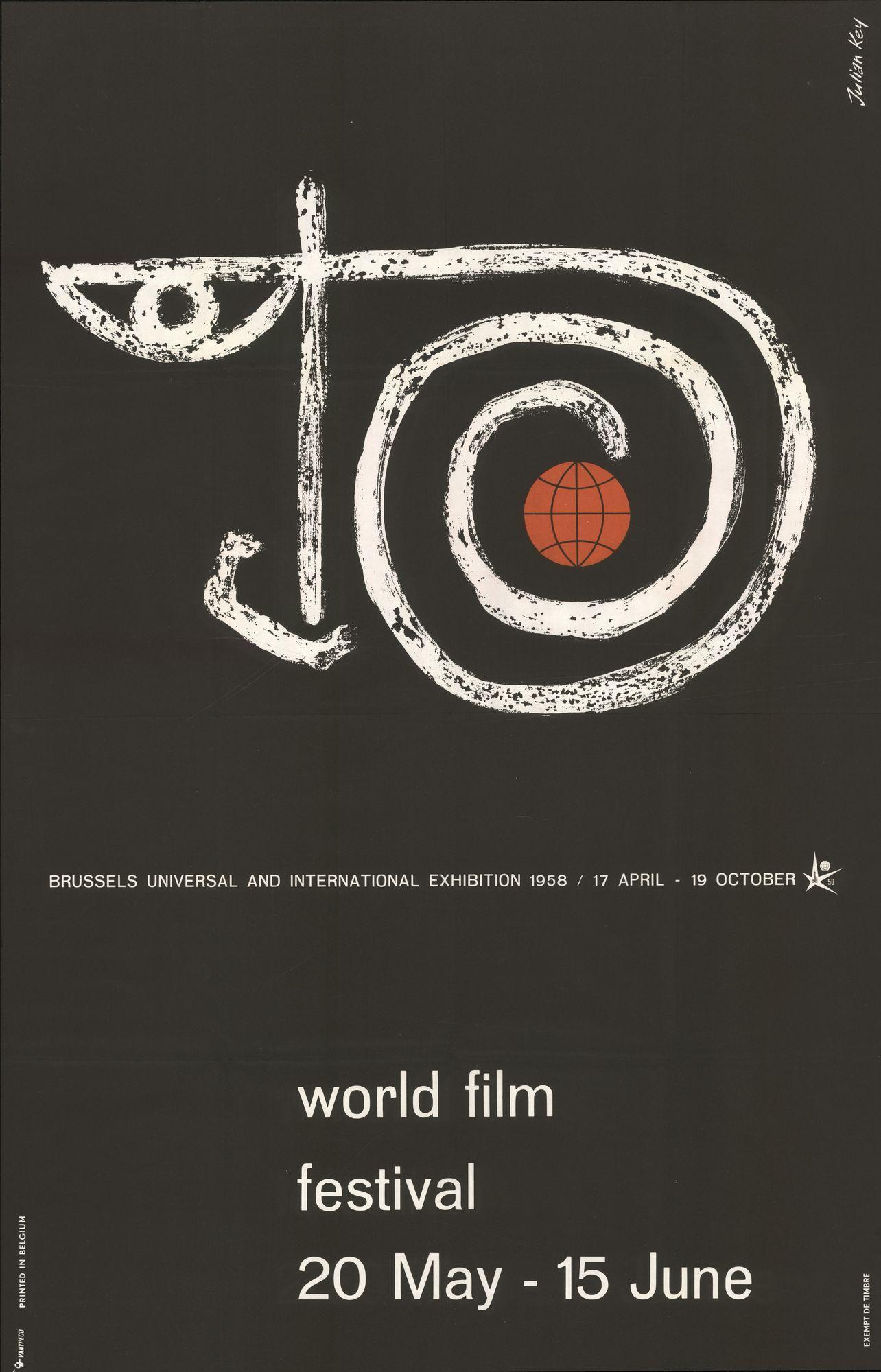 World Film Festival, 20 mei - 15 juni 1958