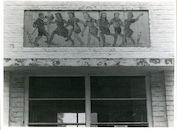 Gentbrugge: Guldenmeers: Gevelversiering, 1979