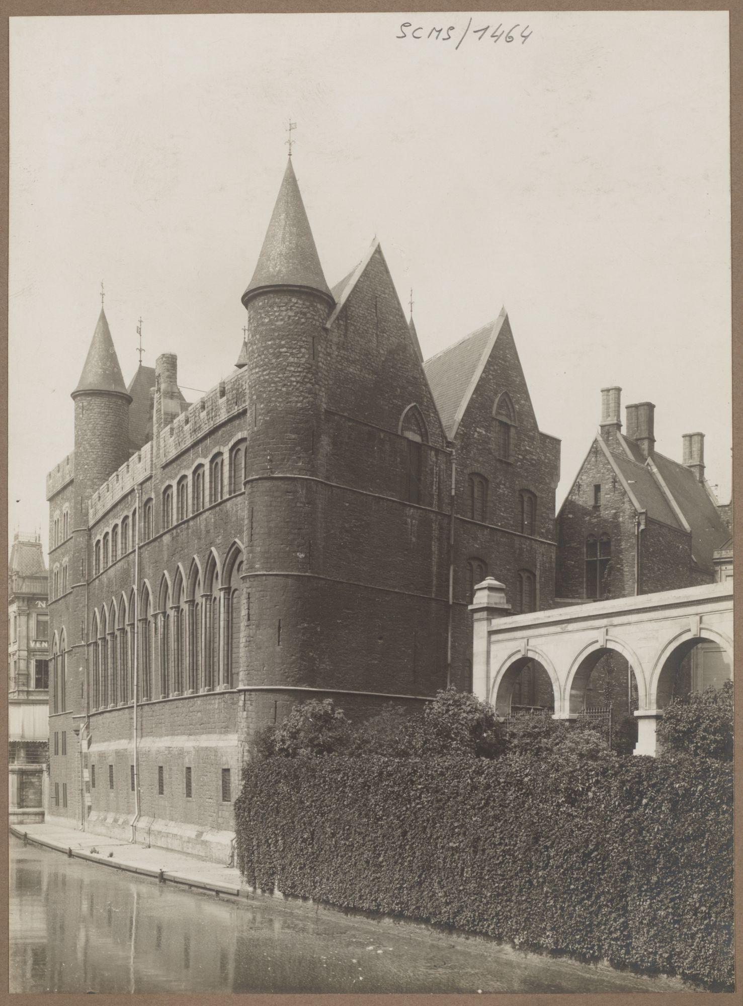 Gent: Geraard de Duivelsteen