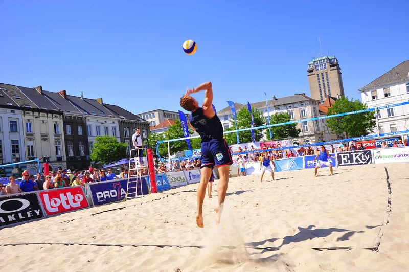 Belgian Beachvolley Championship 2012 - Gent 13