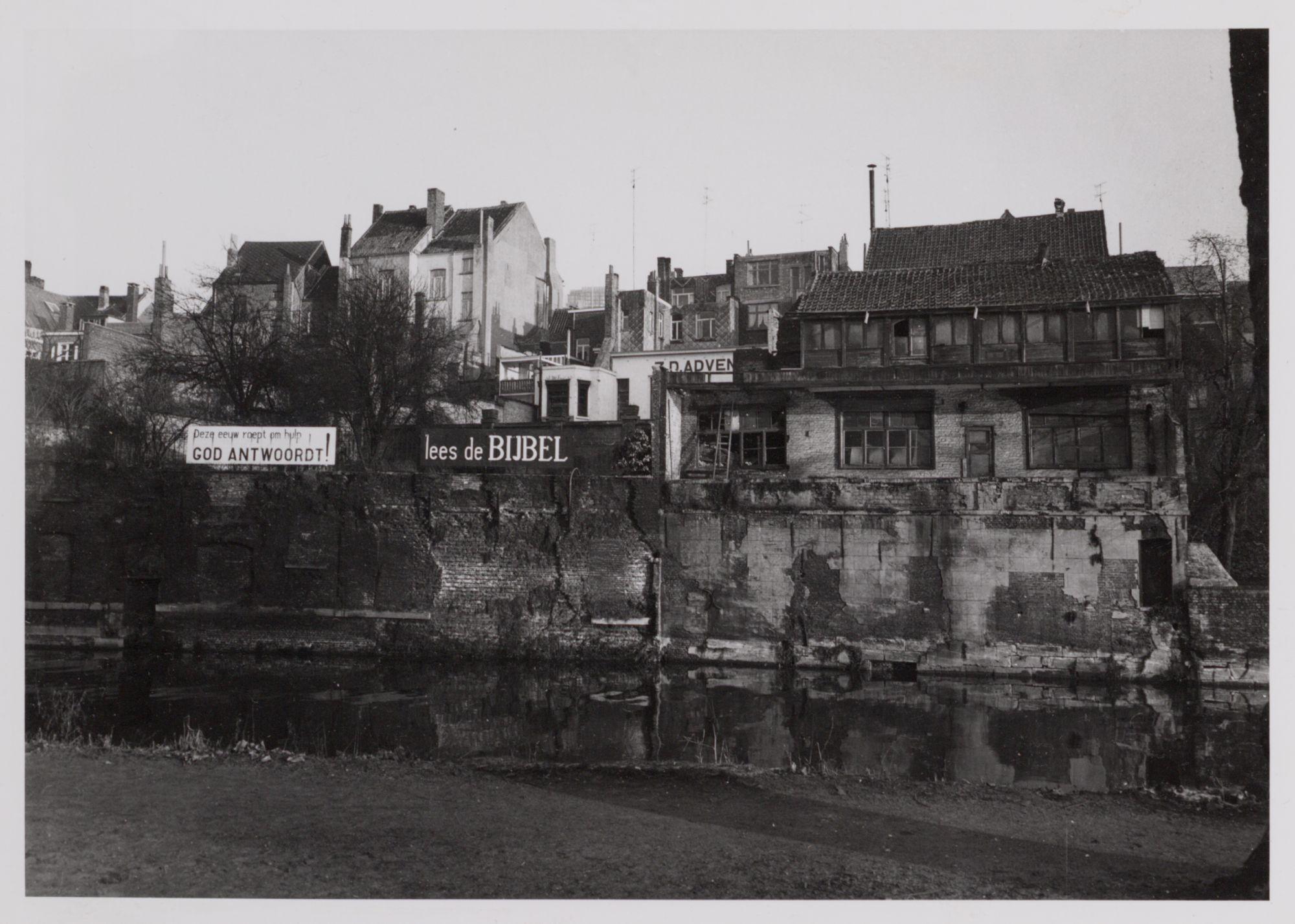 Gent: Leie, Albert Baertsoenkaai en Bijlokekaai