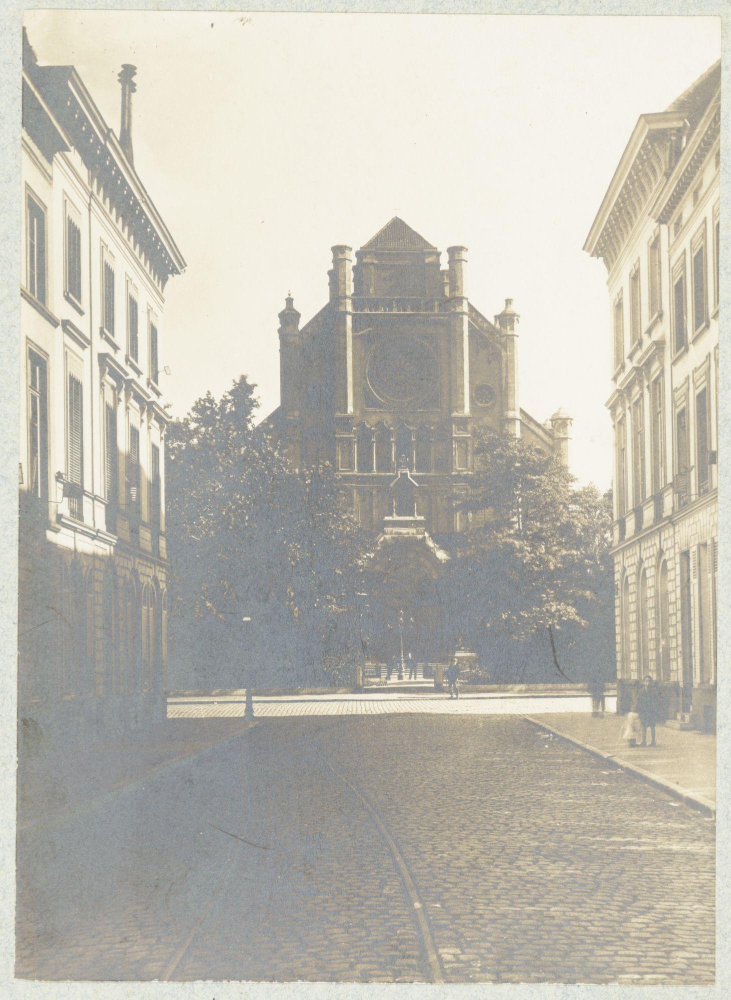 Gent: Sint-Annakerk