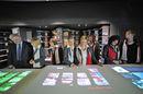 Officiële Opening toeristisch infokantoor Oude Vismijn 11