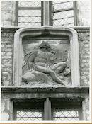 Gent, Hoogpoort 52: De Witte Moor, 1979