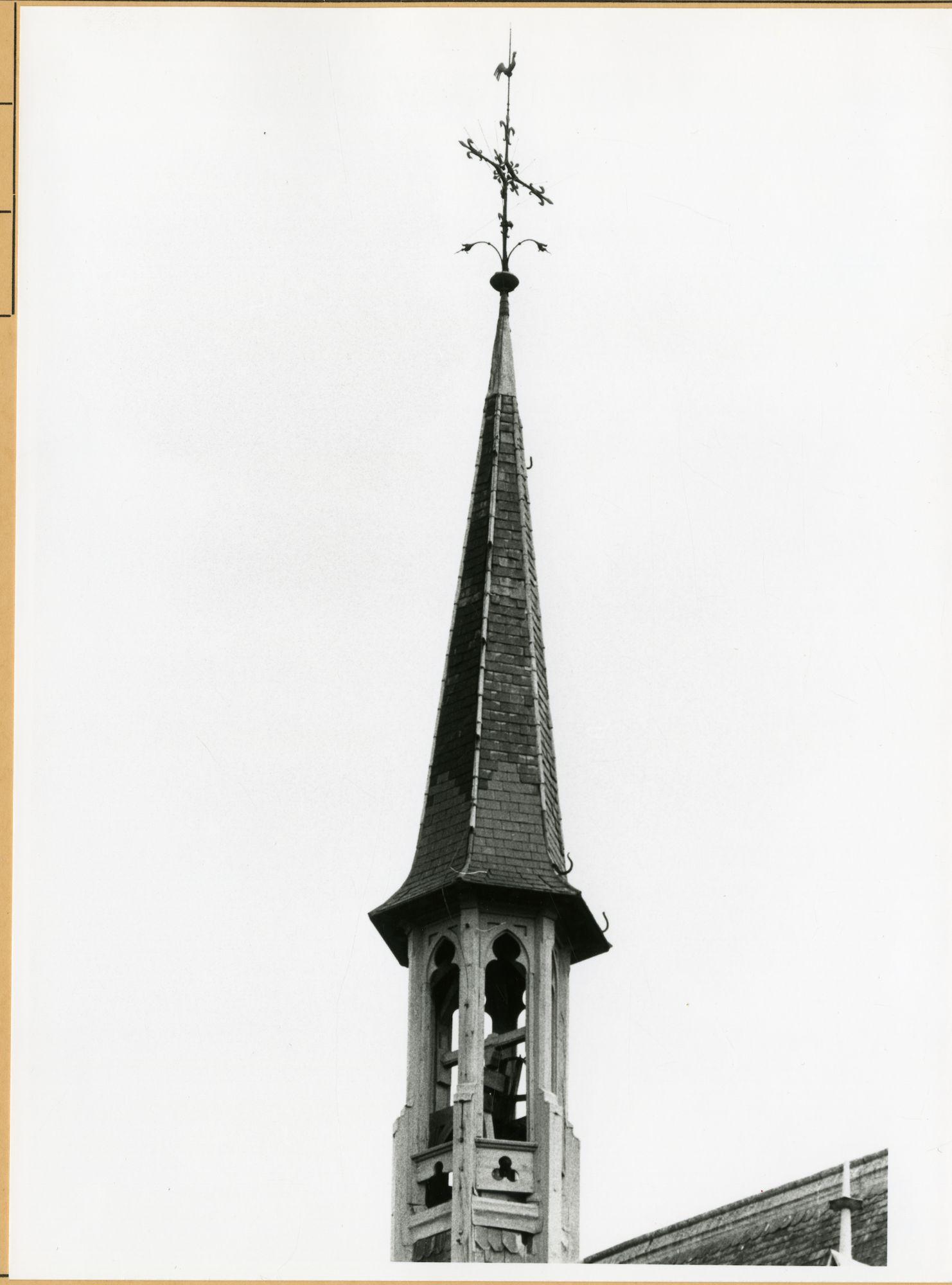 Gent: Coupure Links 179-181: Toevlucht van Maria: toren