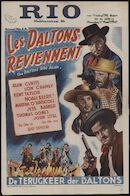 The Daltons Ride Again   Les Daltons reviennent   De terugkeer der Daltons, Rio, Gent, 14 - 17 maart 1947