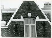Gent: Smidsestraat 55: Gevelankers, 1979