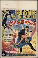 The Belle of New-York   La belle de New York   De schone uit New York, Metropole, Sint-Amandsberg, juli 1953