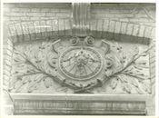 Gent: Fortlaan 54: reliëf: cartouche: 1897, 1979