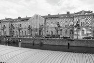 Gent: Ferdinand Lousbergskaai: Lousbergsgesticht (rusthuis)