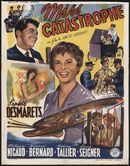 Miss Catastrophe, [Rex], [Gent], februari 1957