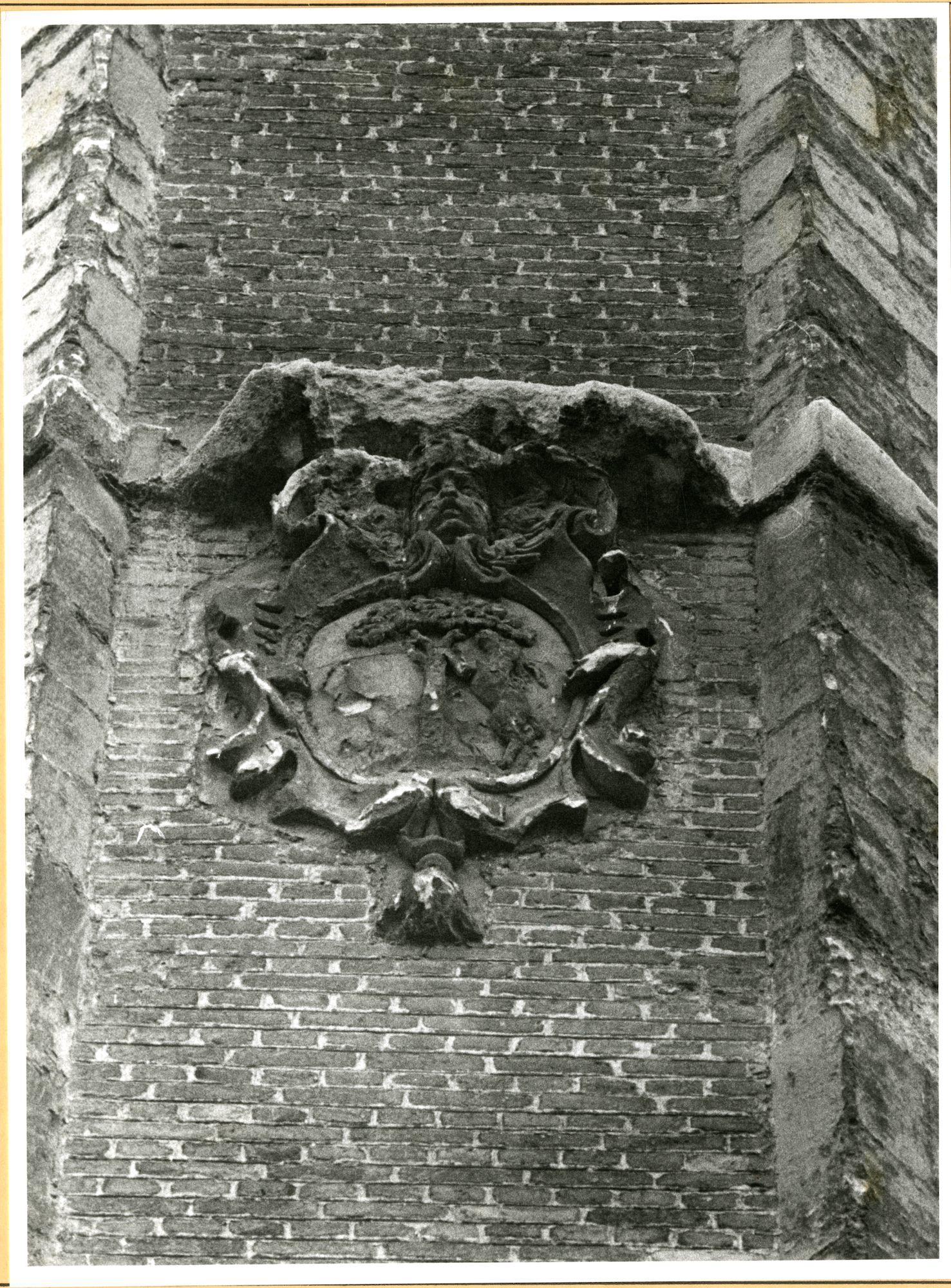 Gent: Lange Violettestraat: Wapenschild