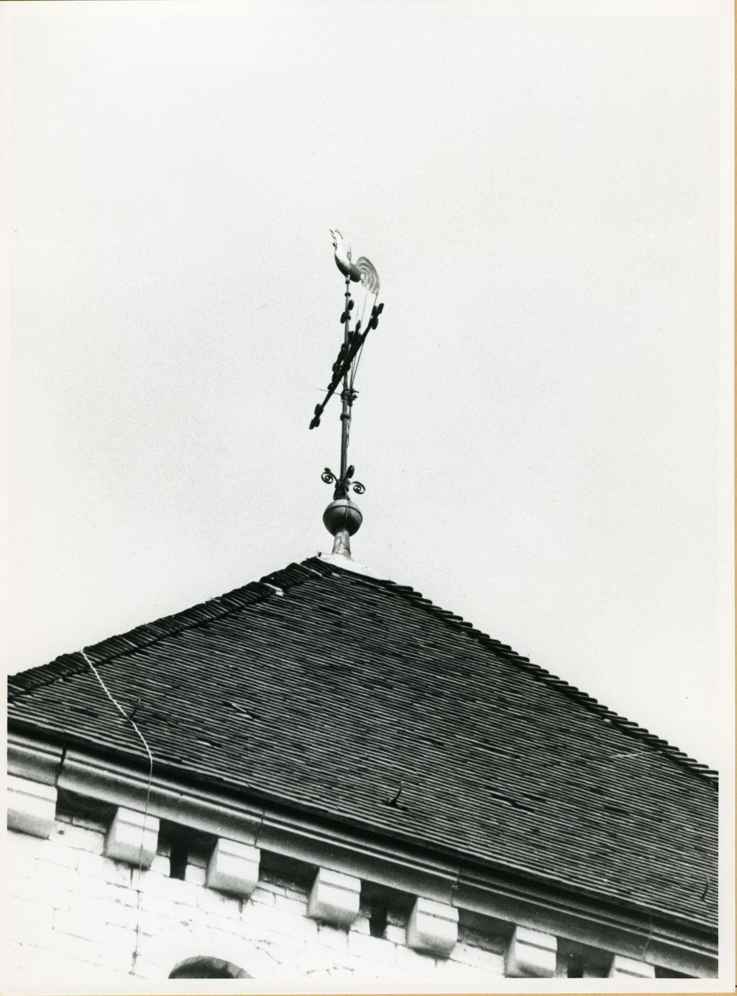 Gent: Smidsestraat: Windwijzer, 1979