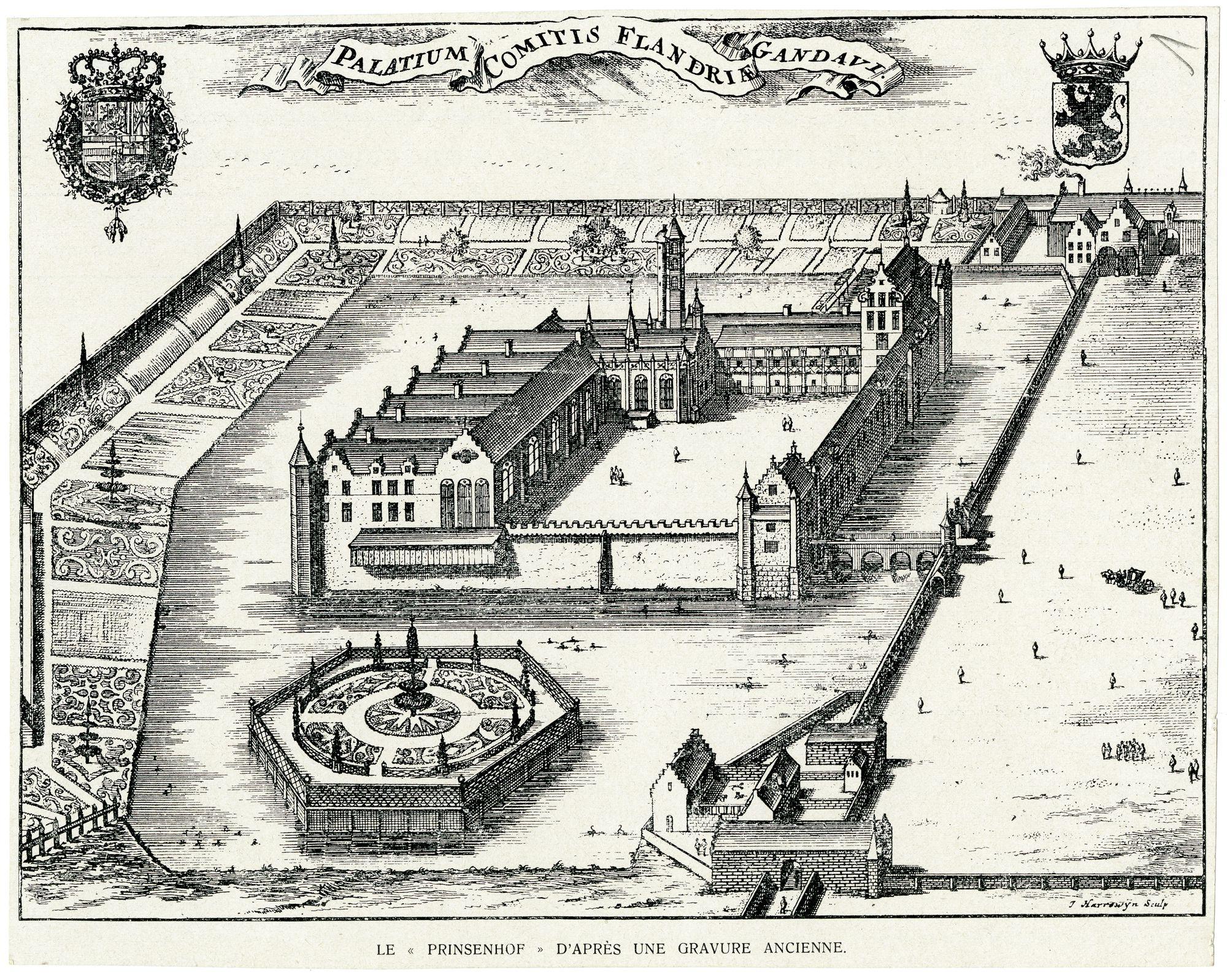 Gent: Prinsenhof
