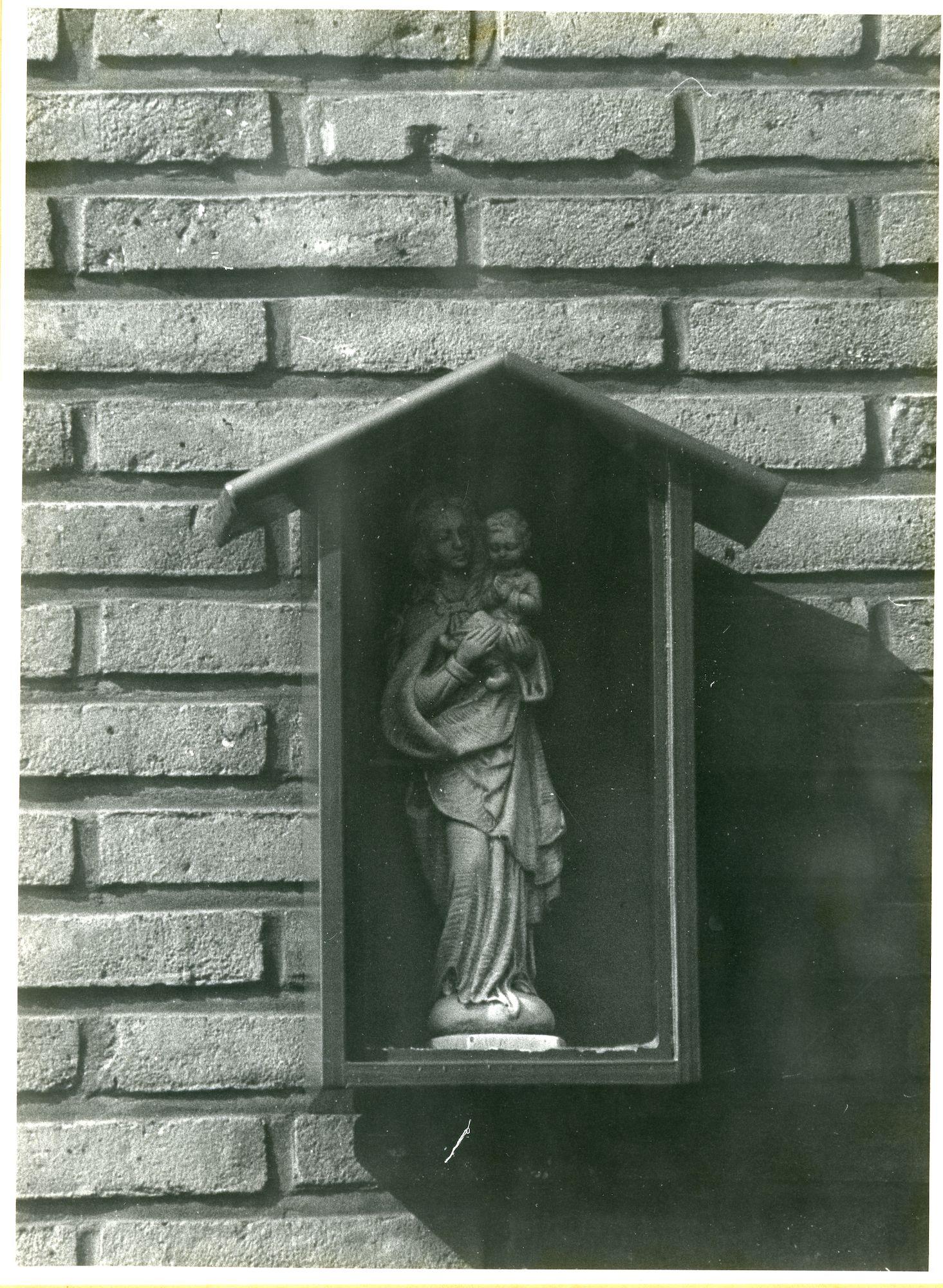 Wondelgem: Rijshoutstraat: Kapel, 1979