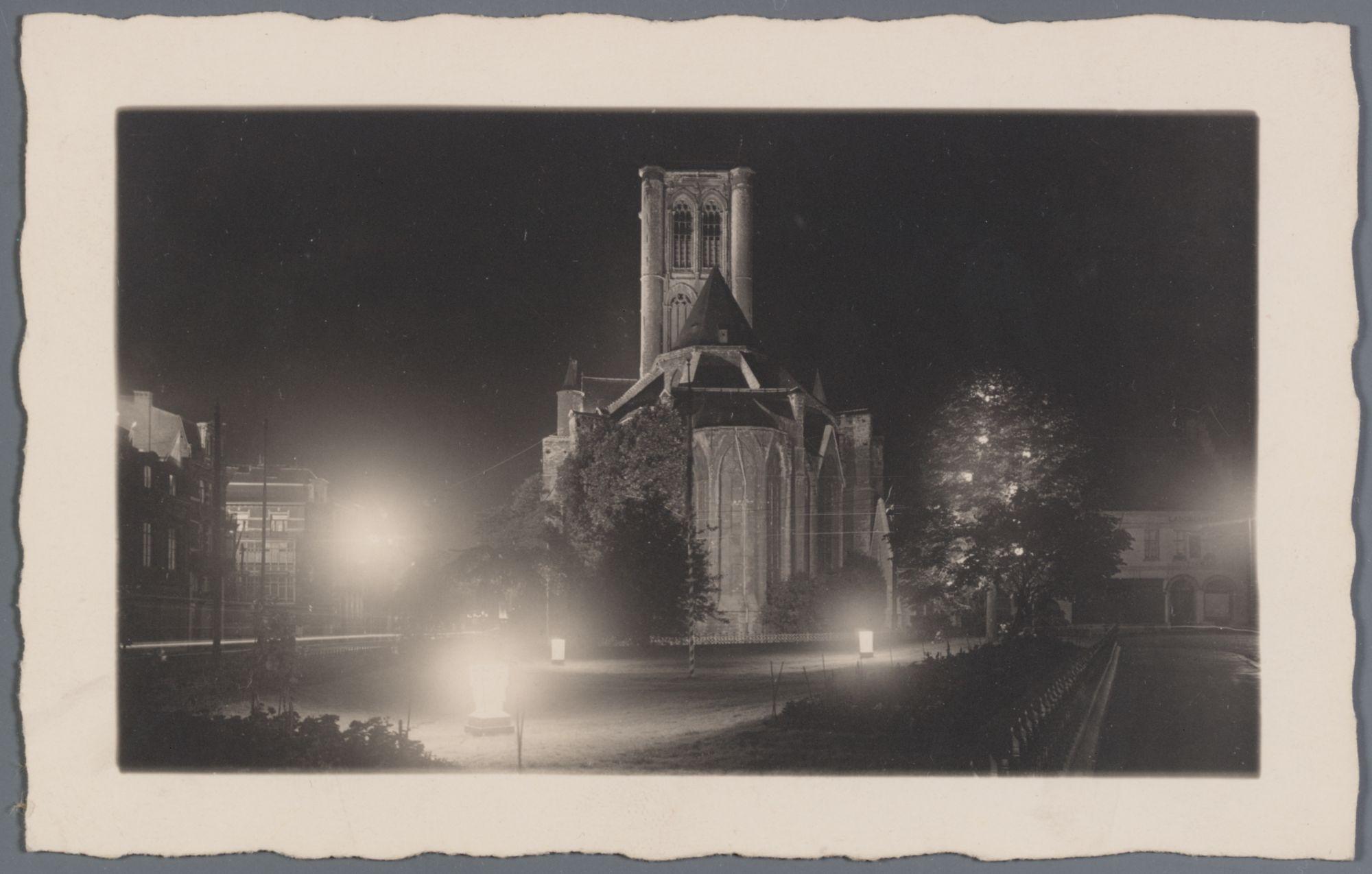 Gent: Sint-Niklaaskerk