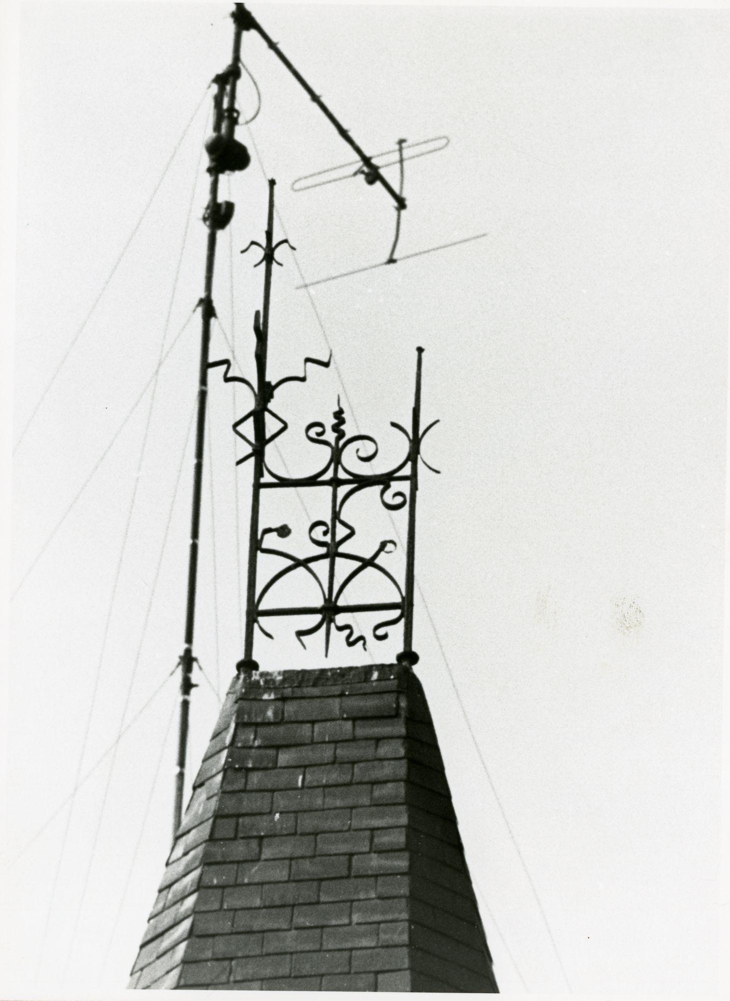 Gent: Martelaarslaan 397: Nokversiering, 1979