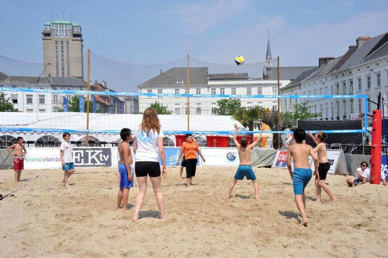 Belgian Beachvolley Championship 2012 - Gent 38