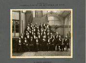 """Gent: Coupure: Casino: 15de tentoonstelling van de """"Sociéte Royale d'Agriculture et de Botanique de Gand"""" (Koninklijke Maatschappij voor Landbouw en Plantkunde), 1903"""