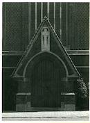 Gentbrugge: Pastoor Henri Bouckaertstraat: Beeldhouwwerk, 1979