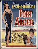 Fort Algiers | Fort Alger, Century, Gent, december 1953
