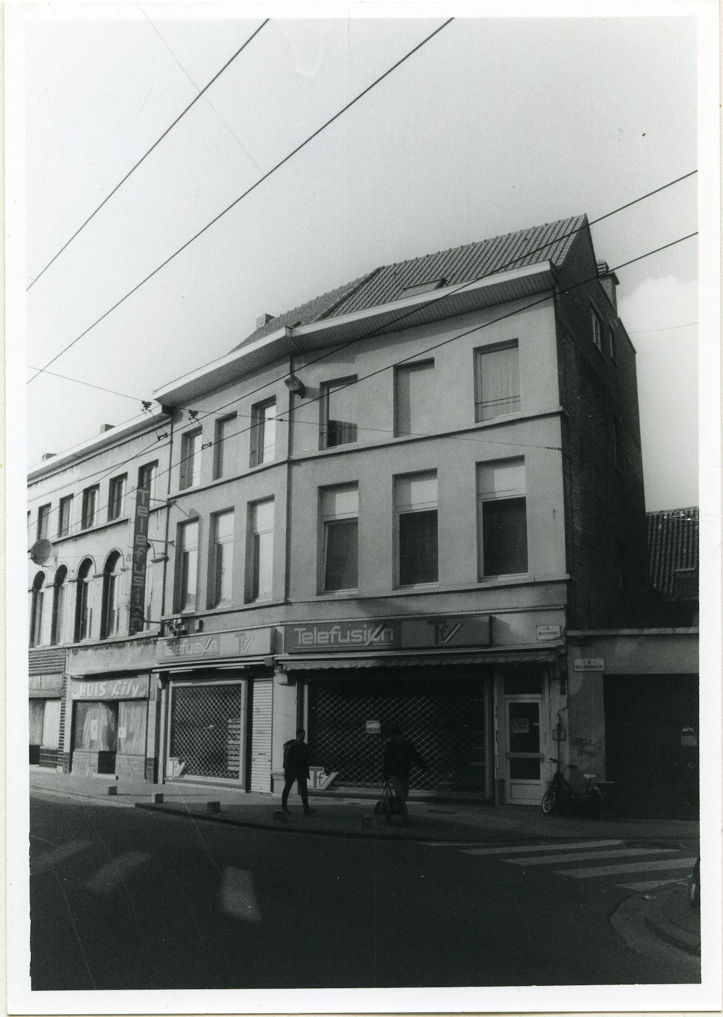 Gent: Brugsepoortstraat