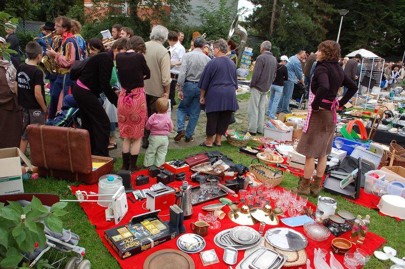 Buurtfeest Sint-Amandsberg