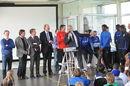 Vip-wedstrijd KAA Gent 14