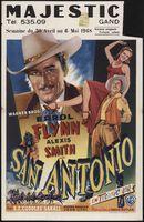 San Antonio, Majestic, Gent, 30 april - 6 mei 1948