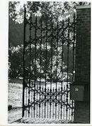 Drongen: Beekstraat 202: Hek, 1979