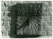 Sint-Denijs-Westrem: Park Ter Leie 13: Zonnewijzer, 1979