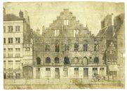 Gent: Graslei, Stapelhuis en Tolhuisje