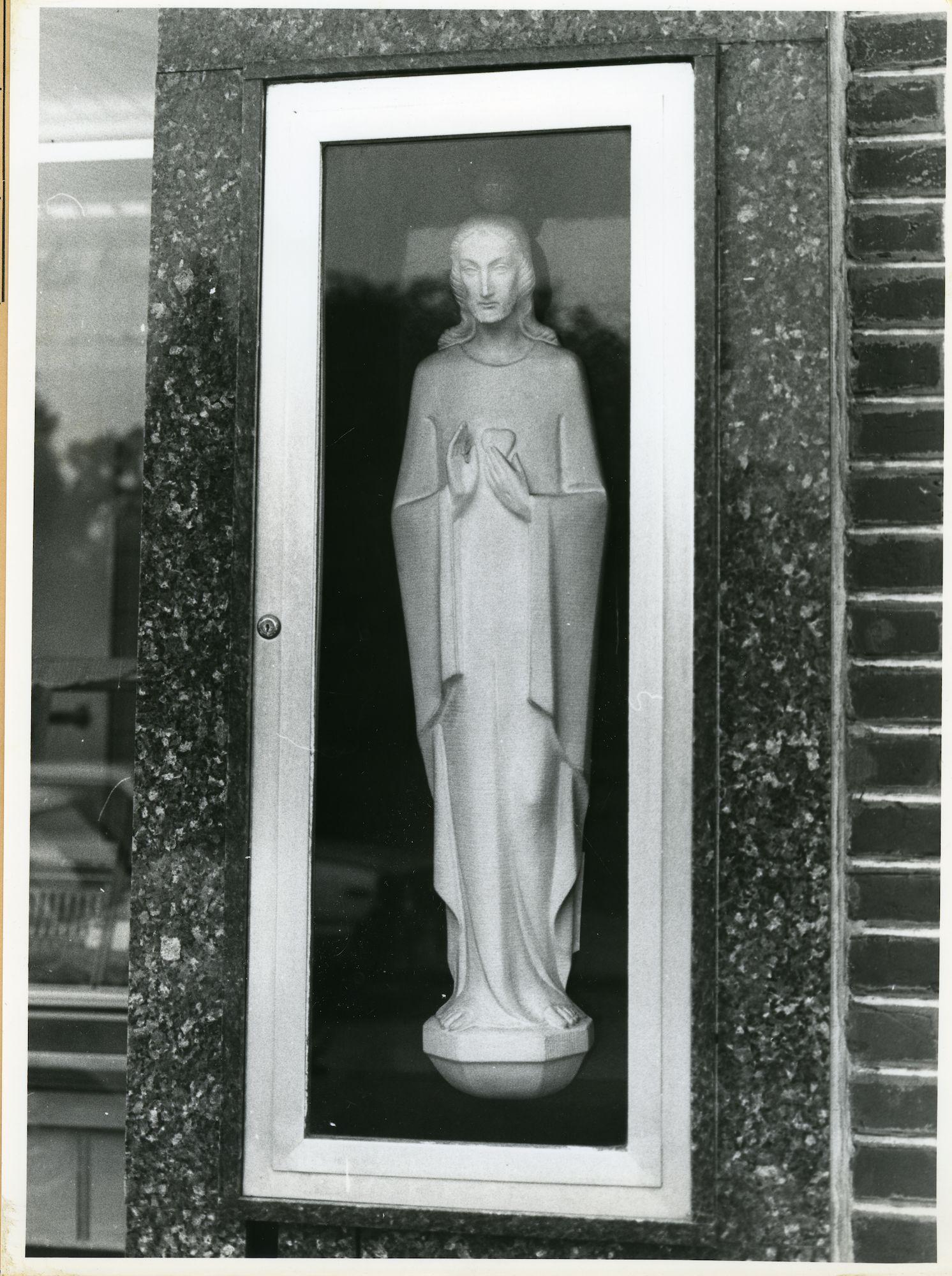 Zwijnaarde: Remi Vlerickstraat 21: Niskapel, 1979