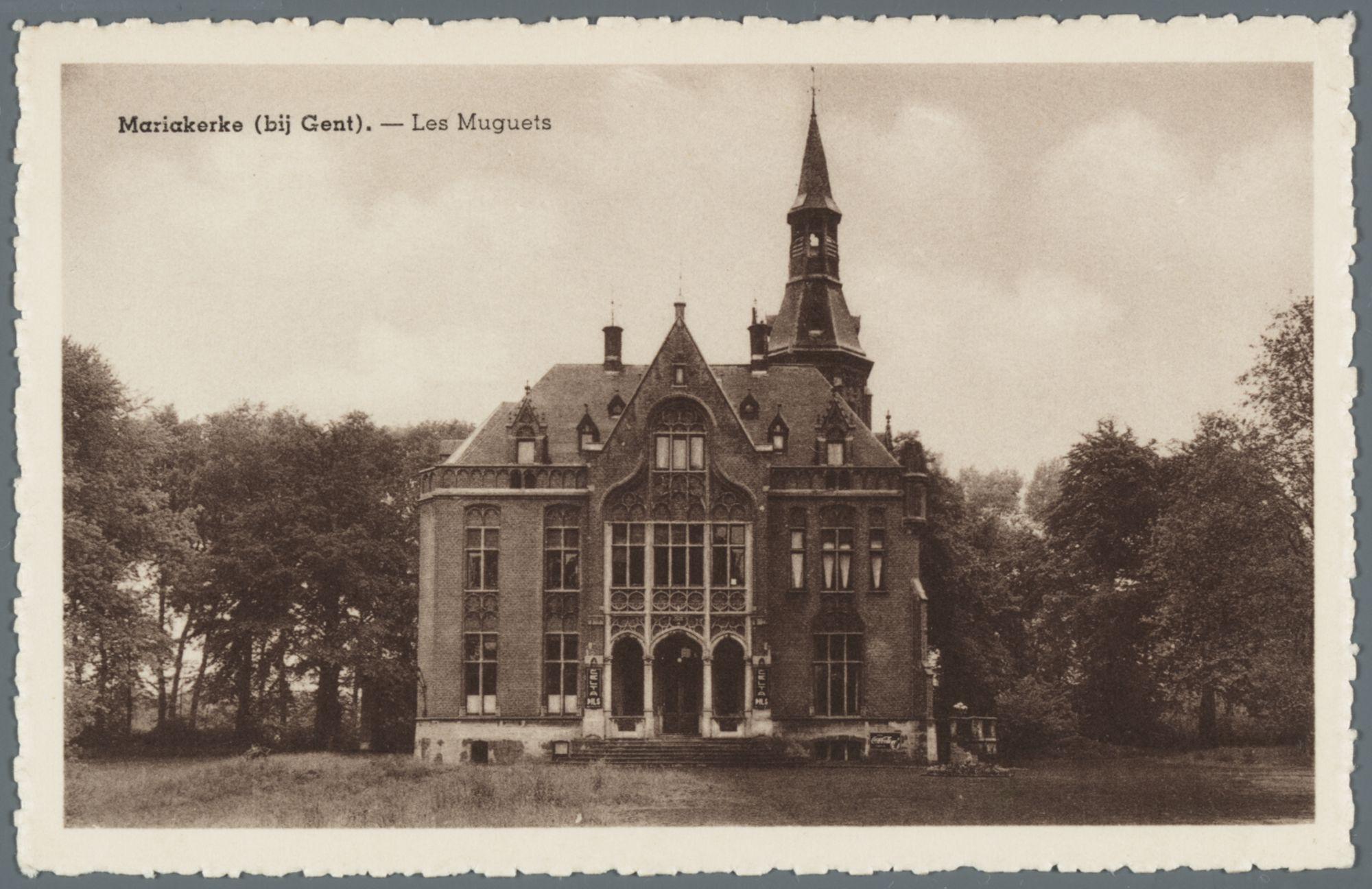 Mariakerke (bij Gent): Les Muguets