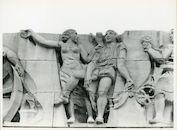 Gent: Koning Albertpark: Beeldhouwwerk, 1979