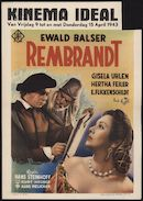 Rembrandt, Kinema Ideal, Gent, 9 - 15 april 1943