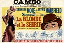 La Blonde et le Sherif | The Sheriff Of Fractured Jaw | De Blonde en de Sheriff, Cameo, Gent, 10 -16 maart 1961